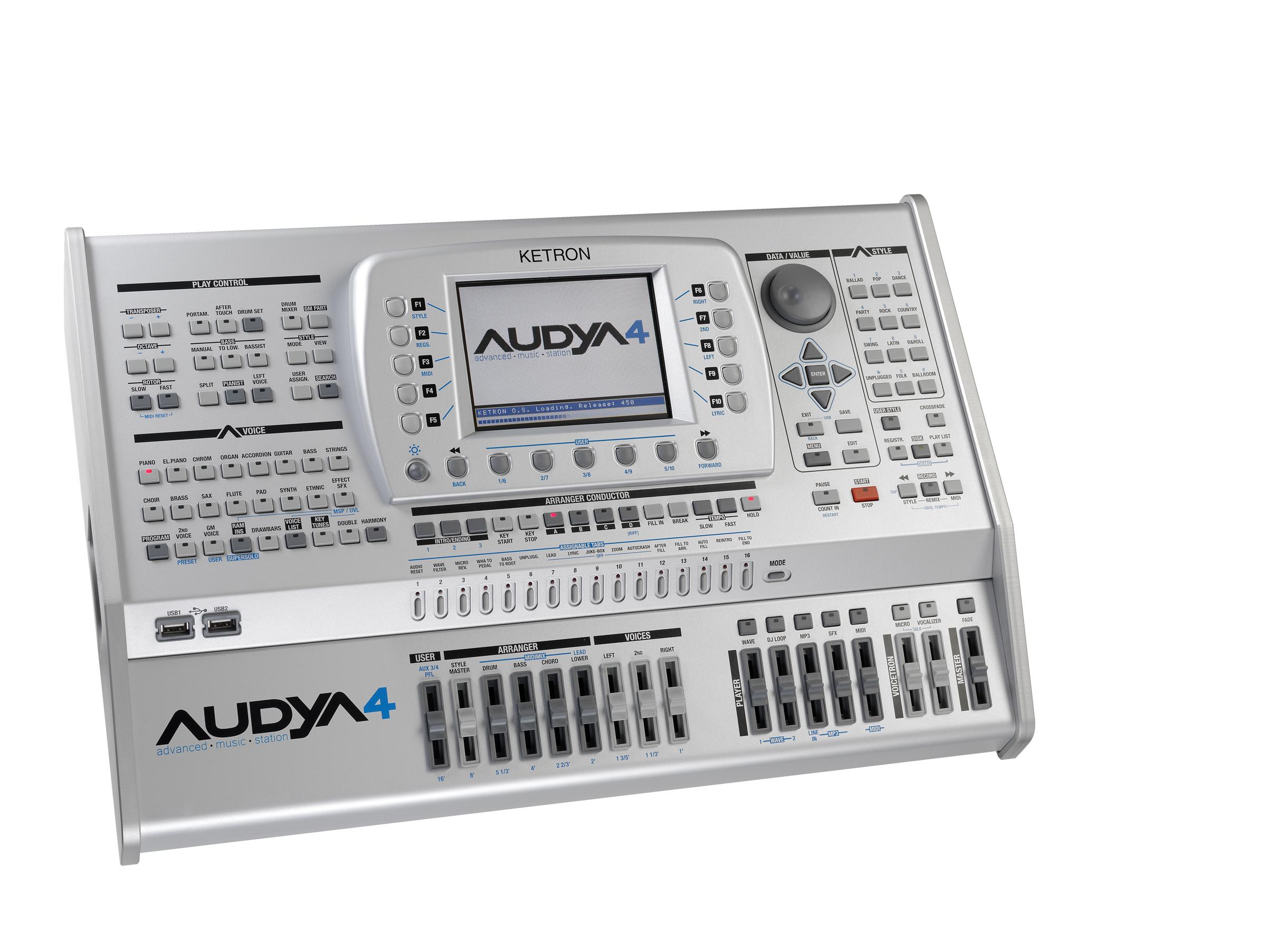 ketron audya 4 arranger module. Black Bedroom Furniture Sets. Home Design Ideas