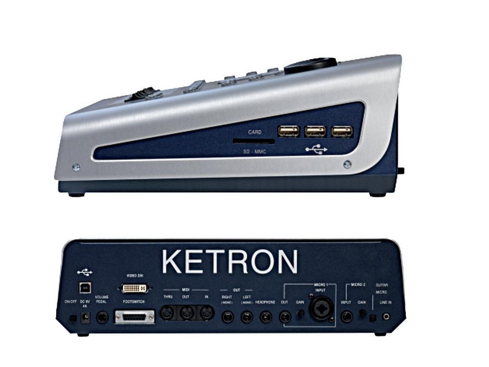 ketron midjay pro multimedia sound module new ebay. Black Bedroom Furniture Sets. Home Design Ideas